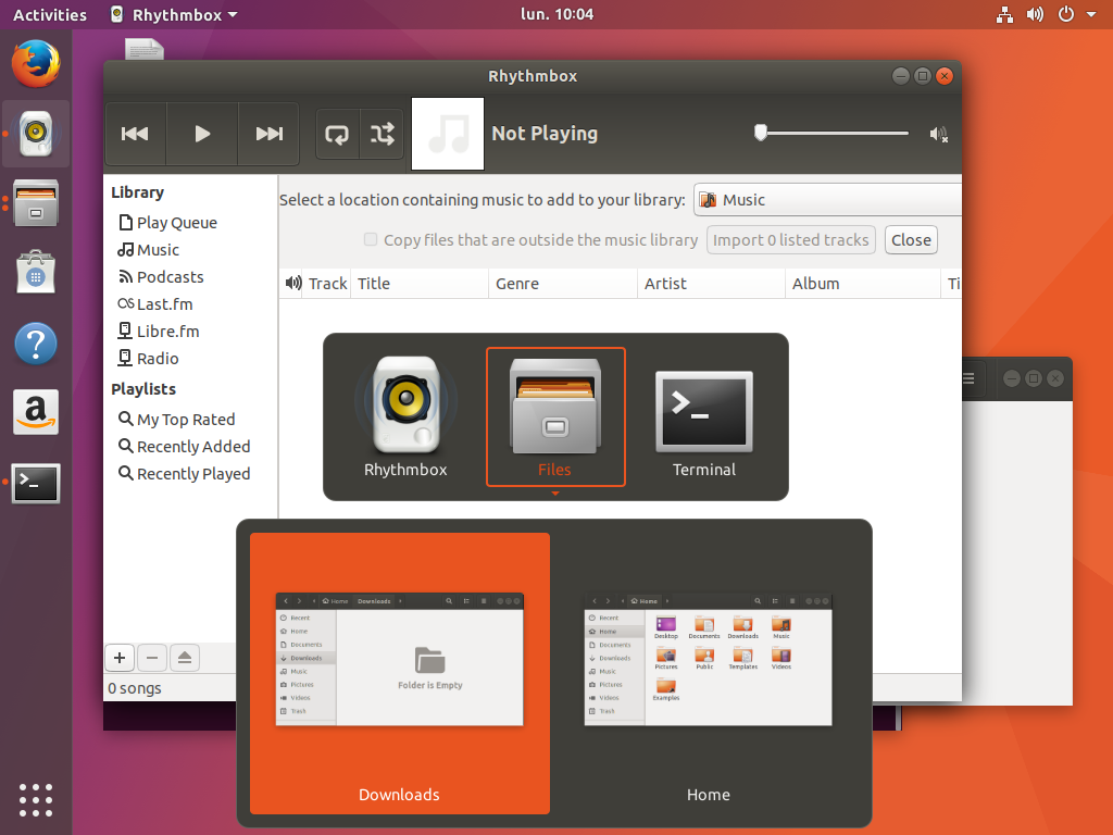 Ubuntu GNOME Shell in Artful: Day 12 · ~DidRocks
