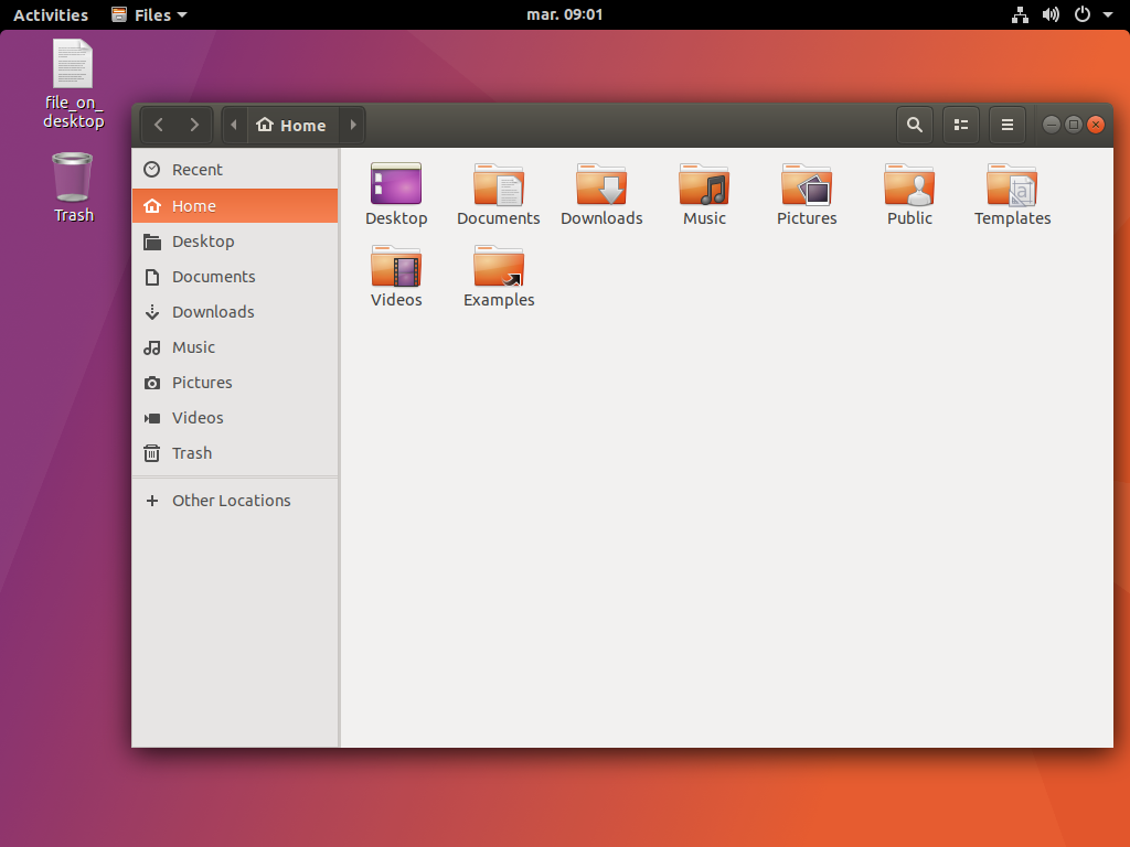 Ubuntu GNOME Shell in Artful: Day 2 · ~DidRocks