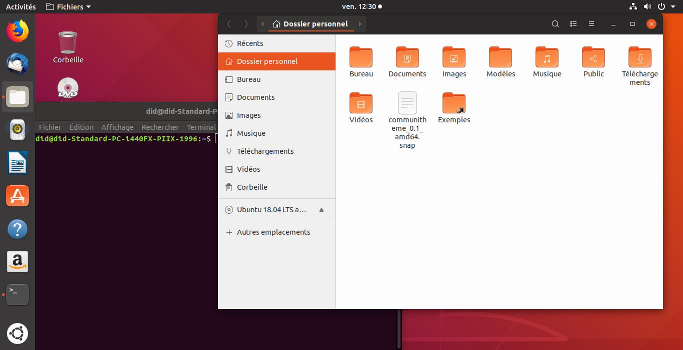 Welcome To The (Ubuntu) Bionic Age: New WIP ubuntu theme as