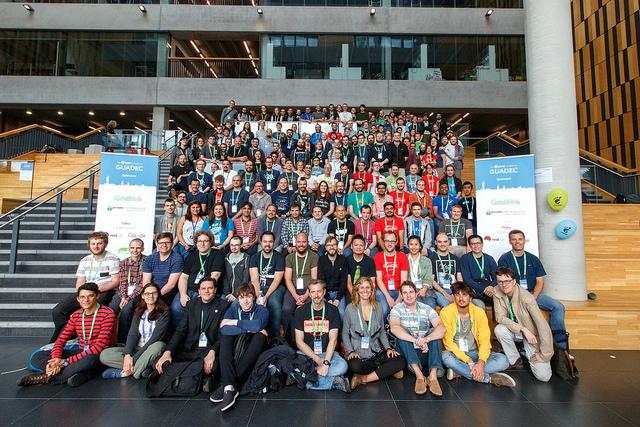 Ubuntu @ GUADEC 2017 and plans for GNOME Shell migration · ~DidRocks