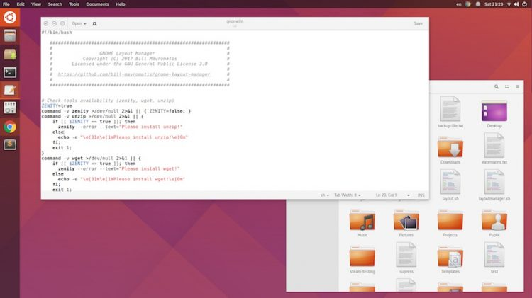 Ubuntu 17.10 is NOT going to look like this