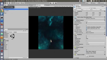 Unity3D editor on Ubuntu!