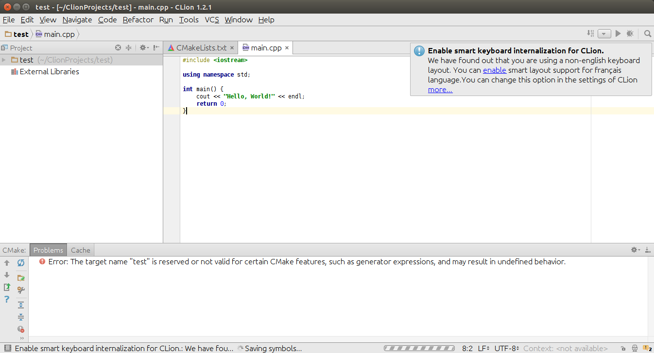 JetBrains CLion and Twine game editor support in Ubuntu Make 15 11 2